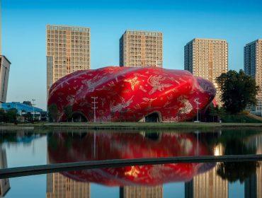 Новий Великий театр Гуанчжоу – ефектне будівля-скульптура
