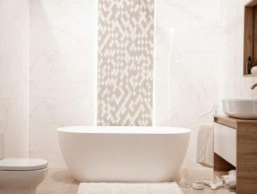 Стильна ванна кімната: 5 простих порад