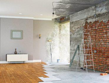 Что сначала делать – потолок или стены?